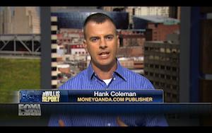 Hank Coleman on Fox Business